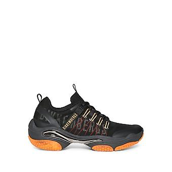 Bikkembergs - Shoes - Sneakers - PERNEL-B4BKM0039-001 - Men - black,orange - EU 45