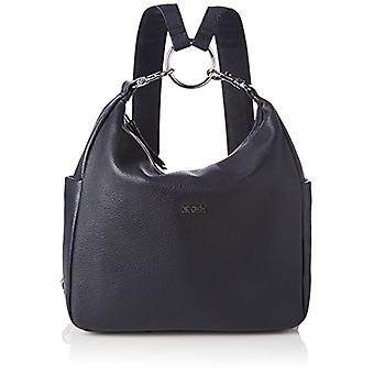 Bree NOLA 10, Backpack Bag. Woman, Blue, 32x9x28 cm (B x H x T)