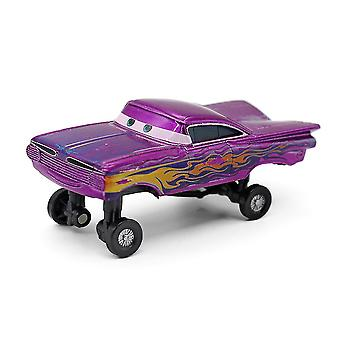 New Cars Toy Racing Driver Purple High-legged Ramone Alloy Children's Toy Car Model ES12852