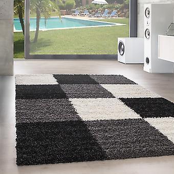 Stue tæppe AYA kort bunke Orient mønster