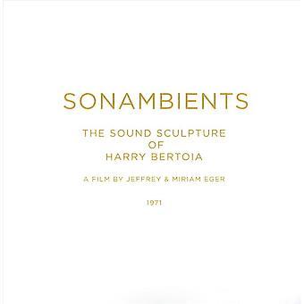 Harry Bertoia - Sonambients CD