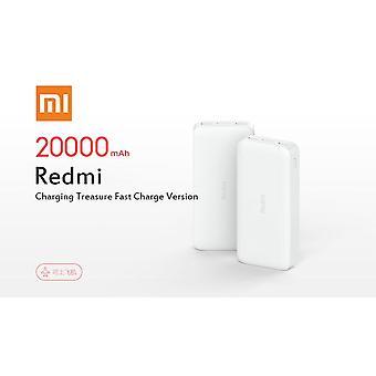 Xiaomi Redmi Power Bank 10000mah Usb typ C Mi Powerbank 20000 Qi Rychlonabíječka