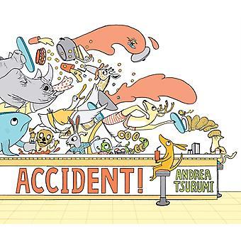 Accident Lap Board Book by Andrea Tsurumi