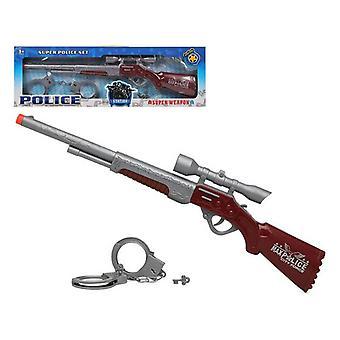 Polis Süper Silah 111506 Set (2 adet)