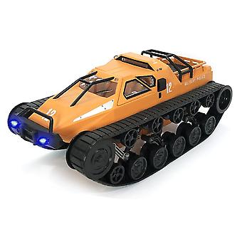 1:12 2.4g Tank Off-road Model Car Four-wheel Drive 12km/h High-speed Drift Off-road Model Car Ev2 Chariot Rc Tank Toy For Kids