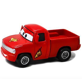 合金レーシングカーピックアップトラックマックイーンレースカー子供のおもちゃモデル