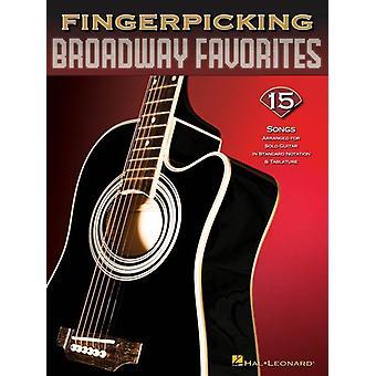 Fingerpicking Broadway Favoritos