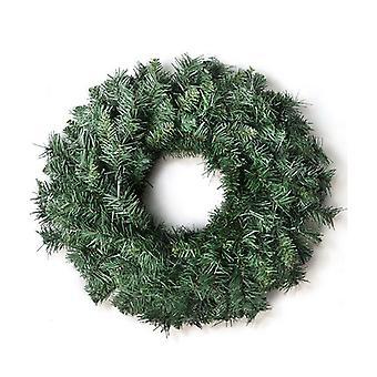 60 Cm Christmas Wreath Green