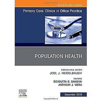 Population Health (The Clinics: Internal Medicine)