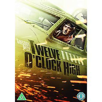 Twelve O'Clock High DVD