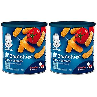 Gerber Lil' Crunchies Garden Tomato 2 Pack