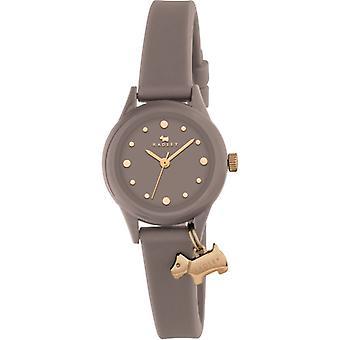 Radley Ry2322 Brown Dial Rubber Strap Ladies Watch