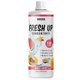 Fresh Up Concentrate, Multi Fruit - 1000 ml.