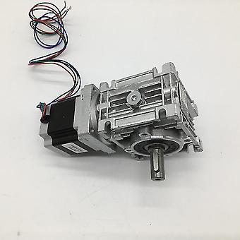 20:1 Schneckengetriebe Rv030 Drehzahlreduzierer Ausgang W / nema23 Schrittmotor