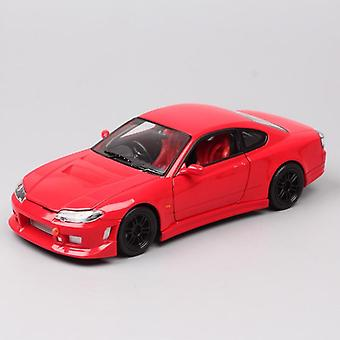 1:24 Scale Welly Nissan Silvia S15 Spec S The Mona Lisa Sport Car Diecasts & Toy Vehicles Model