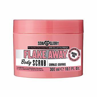 Body Exfoliator Flake Away Soap & Glory (300 ml)