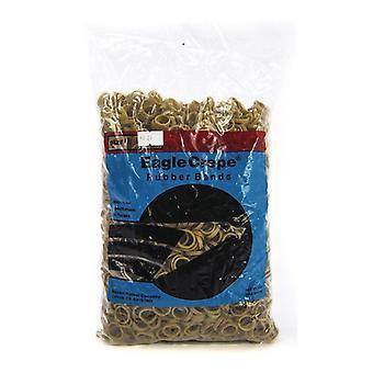 Elkay Plastics - Eagle Crepe #26 Rubber Bands - 1 lb Bag