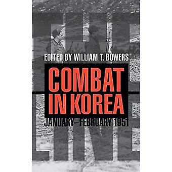 The Line: Combat in Korea, janvier - février 1951 (AN AUSA Title, Battles and Campaigns Series)