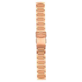 Horlogeband Tw Steel TWB301 Roze