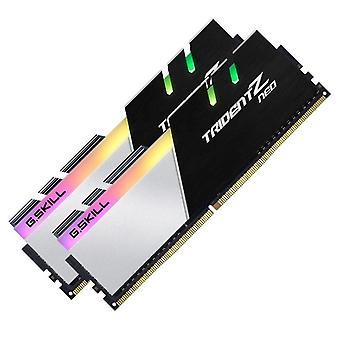 Ram 32gb 2x16gb g.Skill trident z neo ddr4-3200mhz cl16-18-18-38 1.35V pc memory