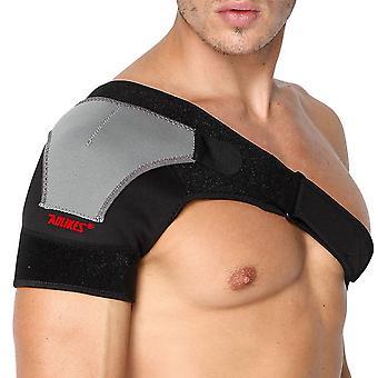 Sangle de soutien d'épaule sport-droite pour soulager la douleur blessure soins orthopédiques réglables