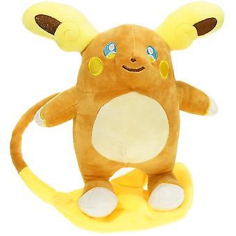 Pokemon Raichu Alola Shape Pikechu Plush Toys 30cm