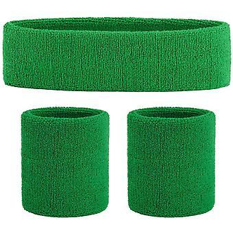 Sport Baumwolle Schweißabsorbierendes Armband