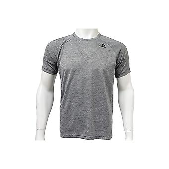 adidas D2M Heathered Tee BK0933 Mens T-Shirt