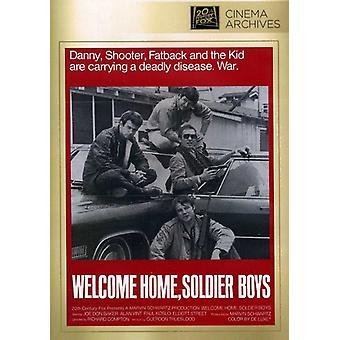 Welcome Home soldaat jongens [DVD] USA importeren