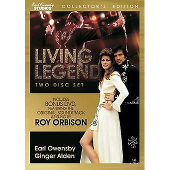 Living Legend [DVD] USA import