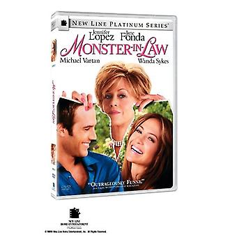 Monster in Law [DVD] USA import