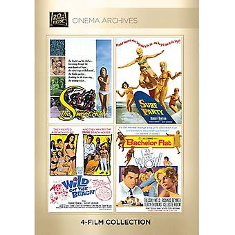 Sweet Ride / Surf Party / Wild on the Beach [DVD] USA import