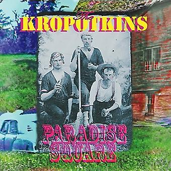 Kropotkins - Paradise Square [CD] USA import