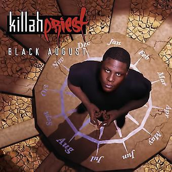 Killah Priest - importação preto EUA agosto [CD]