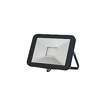 Timeguard Slimline LED Floodlight, 50W, Black