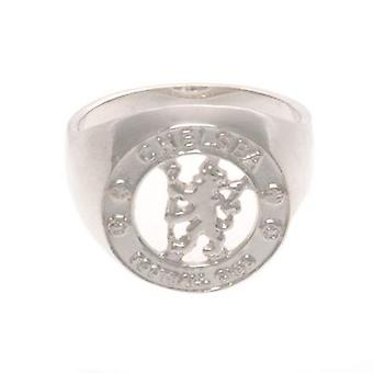 Chelsea Sterling Silver Ring Large