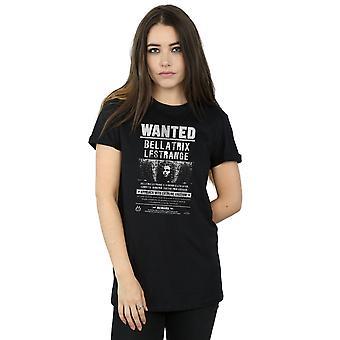 ハリー ・ ポッター女性のベラトリックス ・ レストレンジと思った彼氏フィット t シャツ