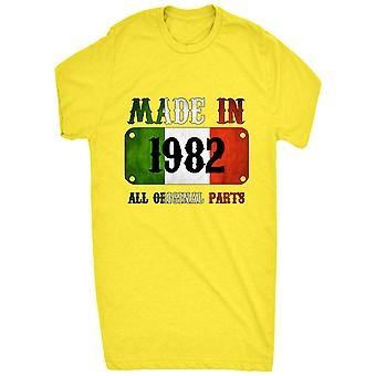 Made in Italy in 1982 For Men