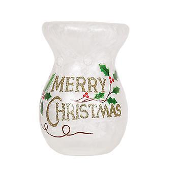 Aroma buon Natale cera fusa bruciatore