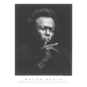 Miles Davis Poster Print by Jeff Sedlik (24 x 32)