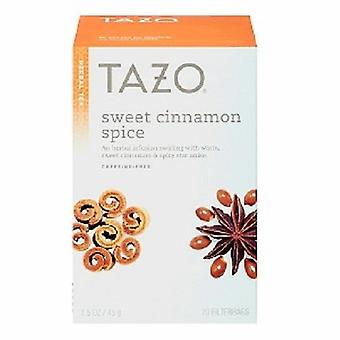 Tazo Herbal Tea Sweet Cinnamon Spice