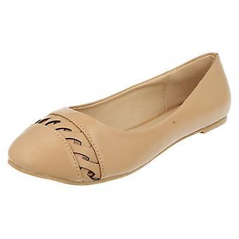 Doamnelor Anne Michelle alunecare pe plat Shoes F80231
