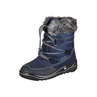 Ricosta Edyra Nautic Marine Kent Thermo 3821800178 univerzális téli gyerekcipő