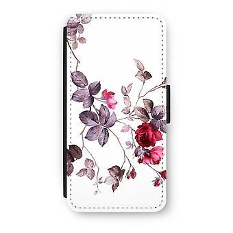 iPhone 6/6S Plus Flip Case - mooie bloemen