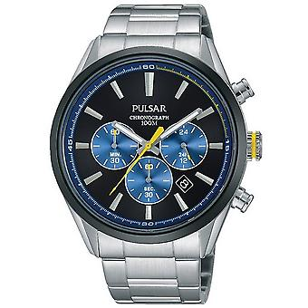 Pulsar watches mens watch chronograph PT3727X1