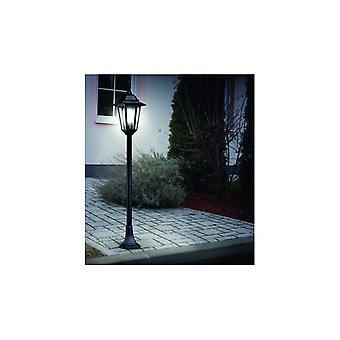 Eglo Musk Lanterna Outdoor Black Lamp Post Lantern Light