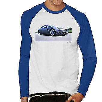 Aston Martin Vanquish Men's Baseball Long Sleeved T-Shirt