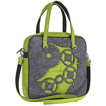Burgmeister ladies/gents felt bag, TBM3011-168
