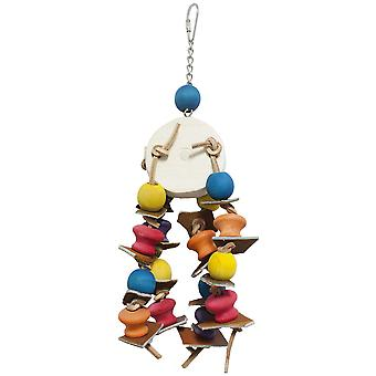 Ica Bird Toy Trunk Beads (Birds , Toys)