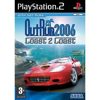 Outrun 2006 Coast 2 Coast (PS2) - New Factory Sealed